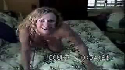 Naughty wife cock riding her husdband - scene 3