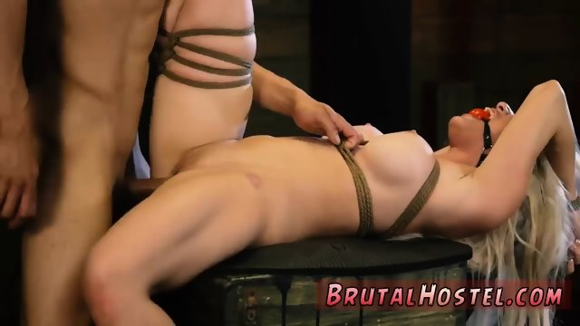 Roughest sex ever Big-breasted blonde bombshell Cristi Ann is on vacation boating and