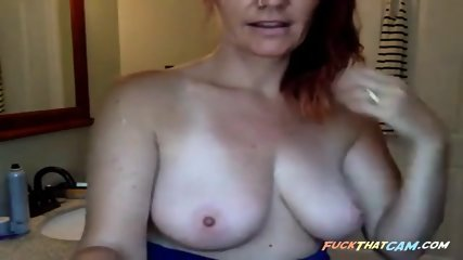 Mature Redhead