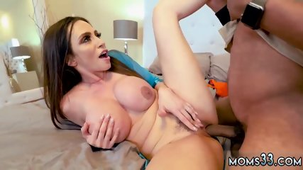 Step mom motel bed and polish brunette milf xxx Trading Pussy For Cookies