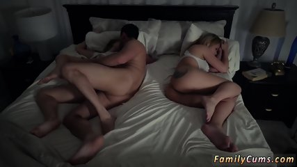 Family lies 1 and mom ally compeer s daughter threesome Stepdads Side Of The Bed