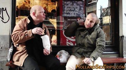Dutch amateur riding cock