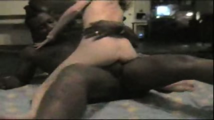Hardcore interracial Fuck - scene 4
