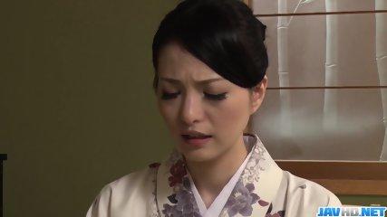 Miria Hazuki Gets Hard Fucked In Dirty Trio Scenes - More At - scene 1