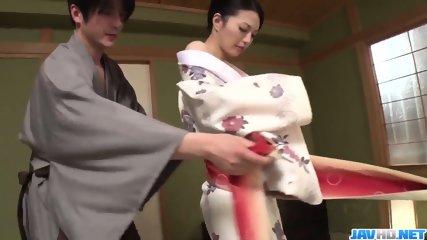 Miria Hazuki Gets Hard Fucked In Dirty Trio Scenes - More At - scene 5