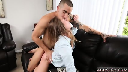 Young girls talk dirty Fuck me Like a lil WHORE! - scene 3