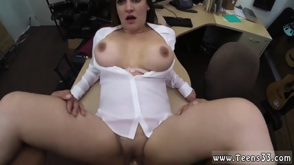 Granny handjob cum blonde horny college girl with big ass Foxy Business Lady Gets Fucked!