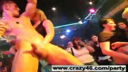 Drunk Girls Fuck at Wild Sripper Party - scene 8