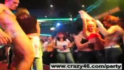 Drunk Girls Fuck at Wild Sripper Party - scene 12