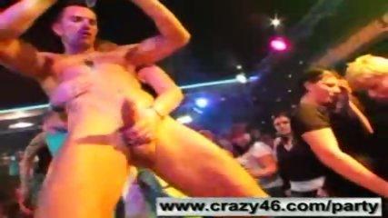 Drunk Girls Fuck at Wild Sripper Party - scene 7