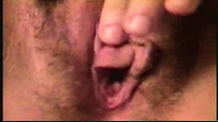 Hairy pussy close-up plus fuck - scene 1
