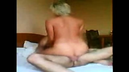 Mature MILF rides that dick - scene 8