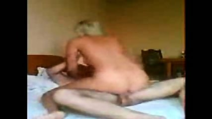 Mature MILF rides that dick - scene 6