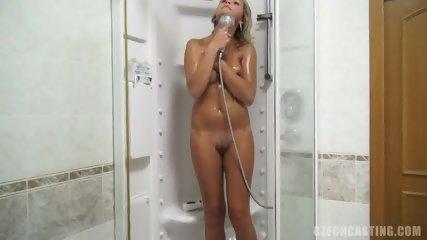 Shy Eurpean Amateur Shows Her Body - scene 12