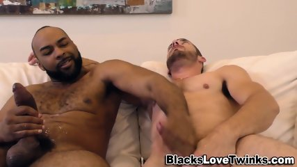Black Dude Drills Butt - scene 10