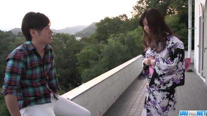 Premium Japanese Porn Scenes With Chihiro Akino - More At - scene 2