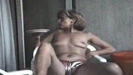Nude mature in the wild - scene 8