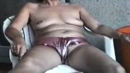 Nude mature in the wild - scene 5