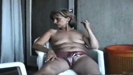 Nude mature in the wild - scene 7