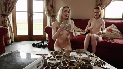 Toys For Naked Ladies