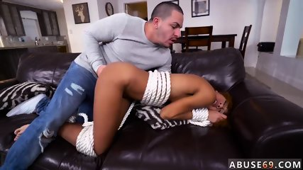 Teen dp big tits blonde hd first time Pretty Tied up