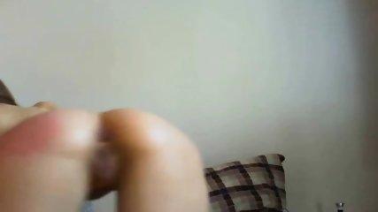 Busty Teen Ass Fingering - scene 2