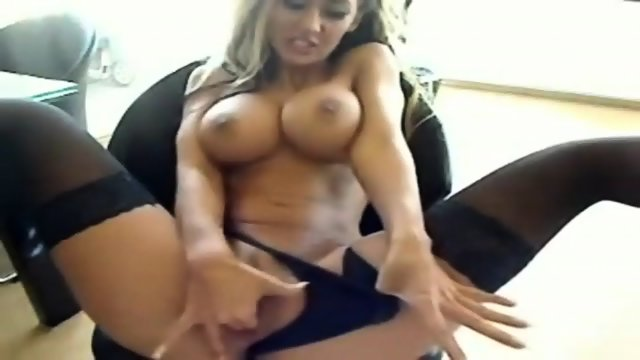 Hot Teacher Nude On Cam For Her Students