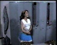 Cheerleader gets fucked - scene 1