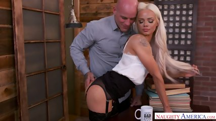 Sexy Action In Office - scene 2