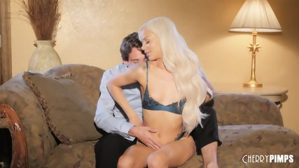 Pretty Blonde Has Awesome Sex - scene 1
