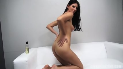 Gorgeous Brunette With Amazing Body - scene 9