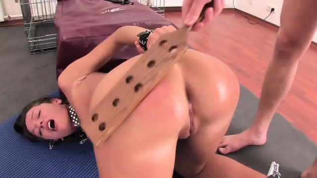 Brunette Abby Is A Sex Toy