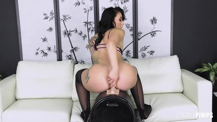 Big Ass Girl With Sexy Lingerie - scene 8
