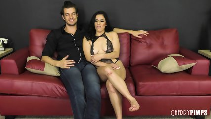 Cum On Her Face After Hardcore Sex - scene 2