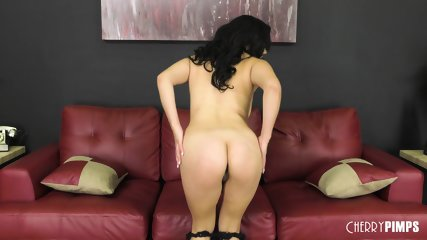 Cum On Her Face After Hardcore Sex - scene 3