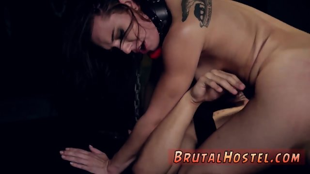 Bondage wife fuck and rough gangbang squirt Best bosss Aidra Fox and Kharlie Stone are