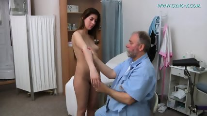Doctor Takes Care Of Her Vagina - scene 3