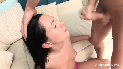 Teenage Girl Gets Double Penetrated - scene 12