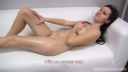 Amateur Lady At The Casting - scene 10