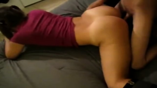Teen Amber Using Her Great Ass