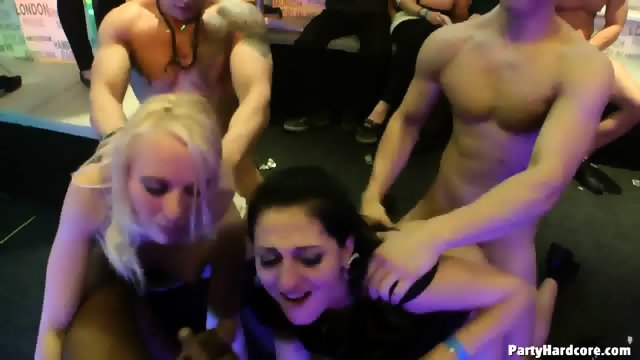 Hotties At Sex Party