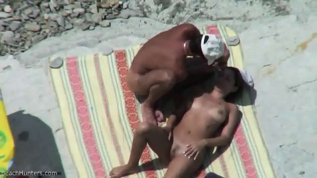 Naked People On The Beach