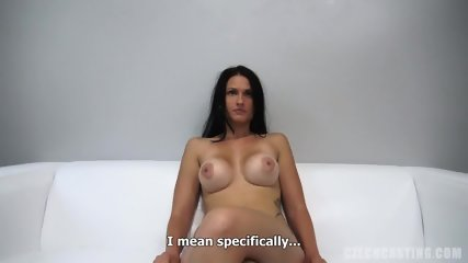 Fun With Pretty Amateur At The Casting