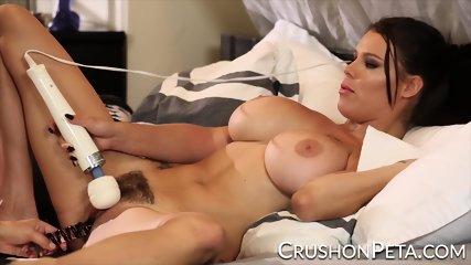 CrushGirls - Peta Jensen Lesbian Fun With Syren De Mer - scene 8