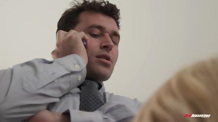 Nice Fuck In Office - scene 1