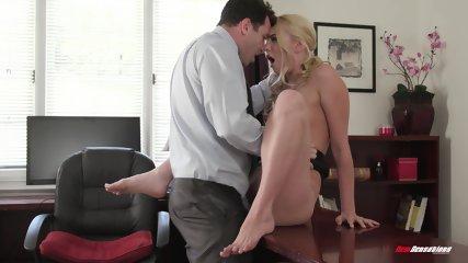 Nice Fuck In Office - scene 2
