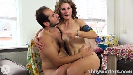 Strange Couple In Action - scene 12