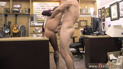 Bad girl nearly caught sucking cock first time Thank grandma for that ass!