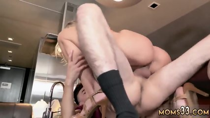 Best mom sex and hairy wet Horny Step Mom Gets Slammed