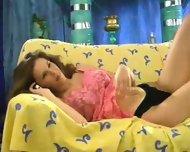 French Chick having Telephone Sex - scene 2